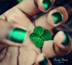 .Lucky Clover. by xin-e