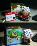 The Kid from Bastion, Custom Munny by zeemenace