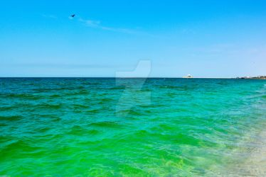 Emerald Sea by LicamtaPictures