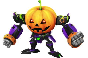 Halloween Omega Render by Nibroc-Rock