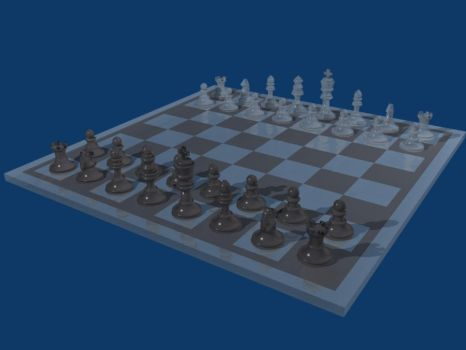 chess set new by arc15321