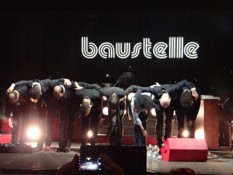 Baustelle live @ Modena 2017 by Groucho91