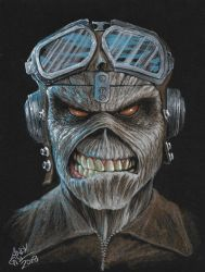 IronMaidenAH by AndyGill1964