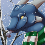 Alasta snow Icon by LadyDistort