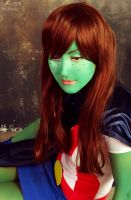 YJ: M'gann M'orzz by Aster-Hime