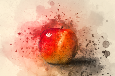 Red Delicious by SS7-GFX