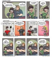 Nerd Rage - Gamer Comic by AndyKluthe