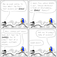 Egg Eaters by Arkholt