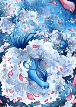 Cherry Blossom Altaria by Diaris