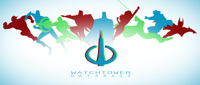 Watchtower Database Graphic by JTSEntertainment
