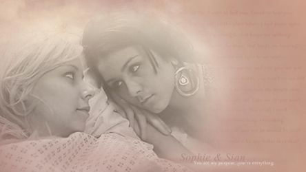 Sophie + Sian - My Purpose by ATildeProduction