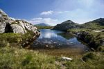 In the bowl of Y Garn by CharmingPhotography