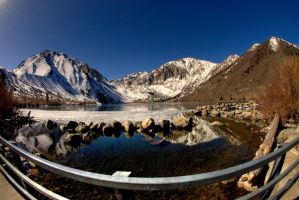 Convict Lake 395 by merzlak