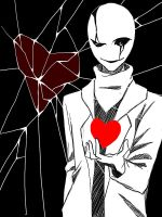 W. D. Gaster by MugenMusouka