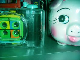 Lomo Pig. by deconstructedstars