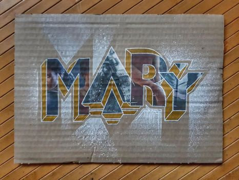 MARY by Hucklemary