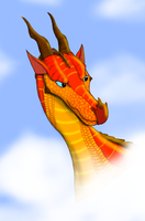 Flying Fire - Peril by goodvibes-allaround