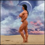 WE REMEMBER PADDY86 muscle babe 004 by paddy86-d8i by ArchiveSW