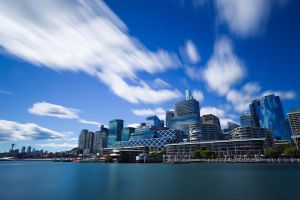 Sydney CBD - 02 by shiroang