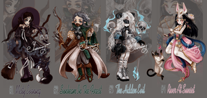 [OPEN - 1/4] {Set Price Adoptables} - [31] by Yearniing-And-Heroin