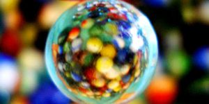 Colorful Marbles by DarkSecretPlace