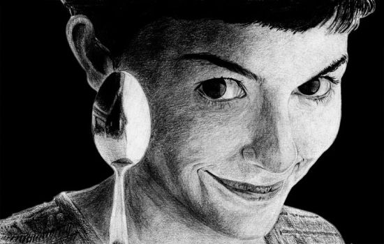 Amelie- Audrey Tautou by saintaker