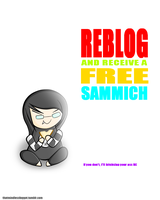 Reblog And Receive by cloudmuffin727