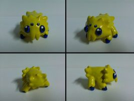 Joltik Sculpture
