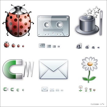 Desing Icons by Tom437