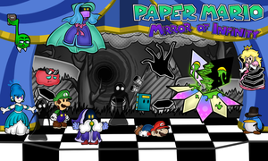 Paper Mario: Mirror of Infinity: Chapter 7 by Renleixue