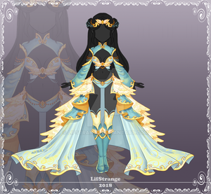 [Close] Adoptable Outfit Auction 202 by LifStrange