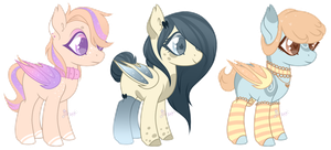 Pony Adopts - Closed by er-ro