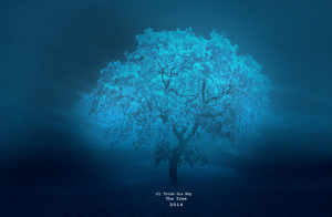 The Tree (Dark Version) by leebo-zing-ddh