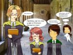 Pottertalia Year 1: Part 1 by jt-designs-123