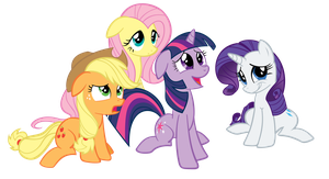 Adorable Ponies Are Adorable by TabbyDerp