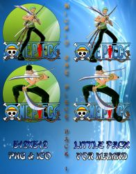 Michio One Piece Icon Pack 1 by Michio11
