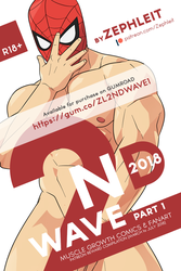 2ND WAVE - Part 1 // MG Comics + Fanart (R-18) by zephleit