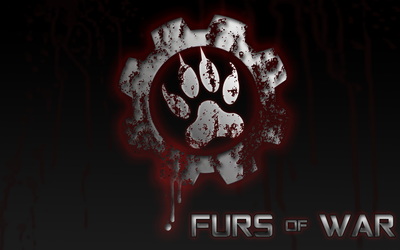 FURS of WAR by SlaveWolfy