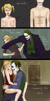 joker/harley - one more night by rufflerin