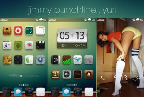 Jimmy Punchline by yuyudroid