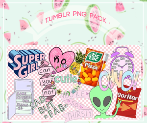 tumblr png pack by shinysnowflakes
