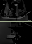 3D Pirate ship... by stardevampire