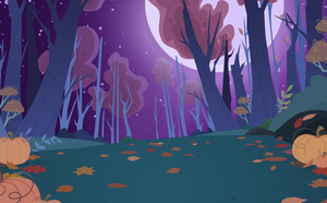 this bg is 2 spoopy 4 u by Shadowwolf