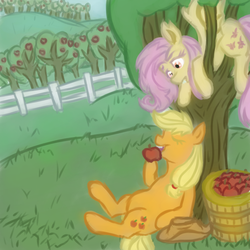 The Apple by ttkitty441