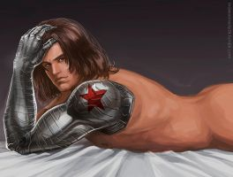 Captain America: The Winter Soldier  Model by maXKennedy