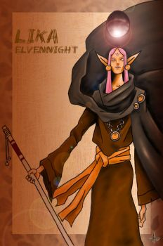 Lika Elvennight by A-Fornerot