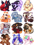 Pixel: Chibi Commission by OMGProductions