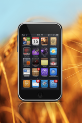 I2HD on my 2g Ipod touch by ChikenArt