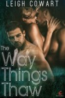 Erotic Romance Ebook Cover: The Way Things Thaw by Dafeenah