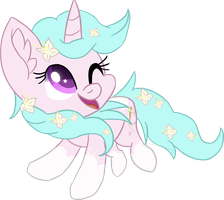 Sweetlily Chibi Commission by Lyra-Stars